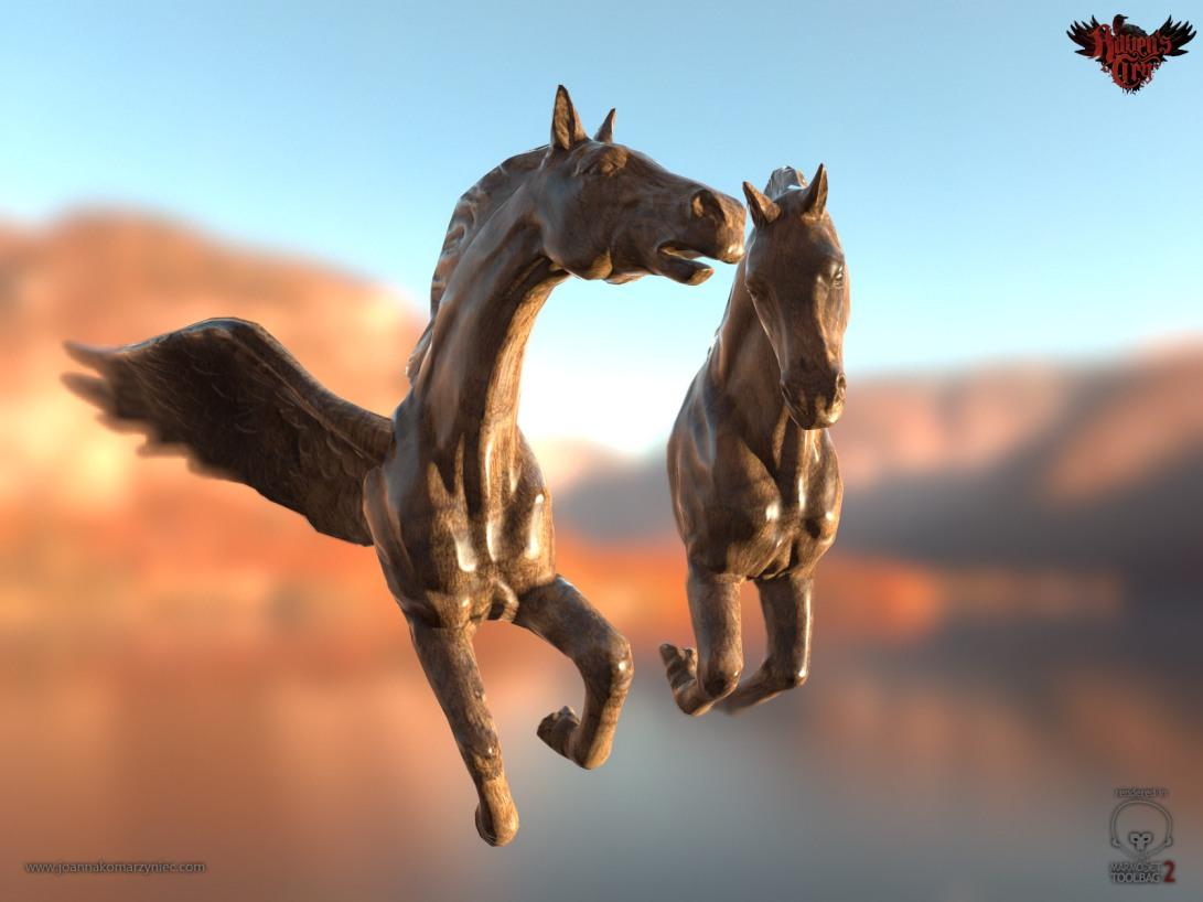 Galion Horses